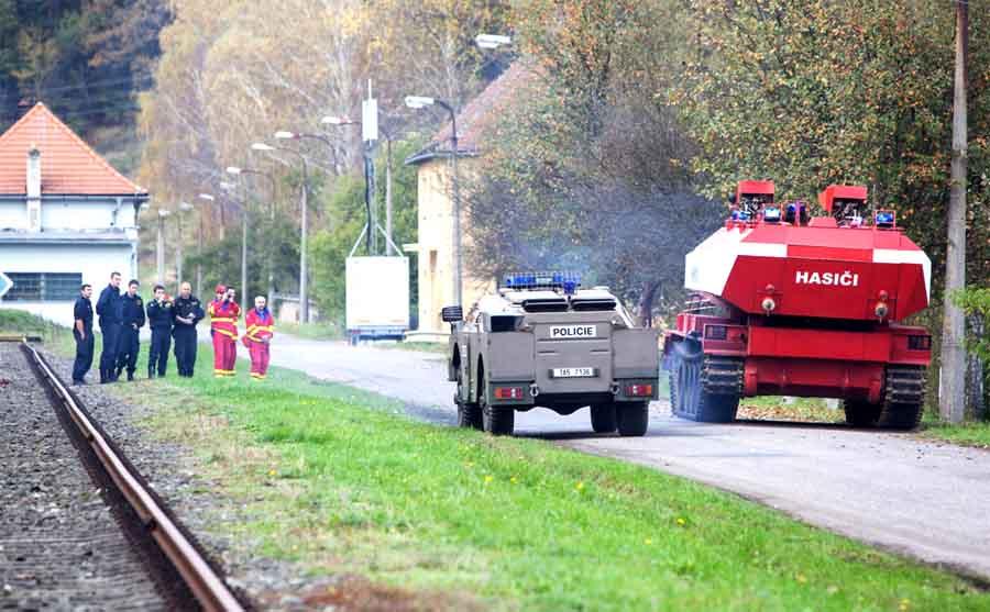 Новые подробности взрывов складов в Чехии