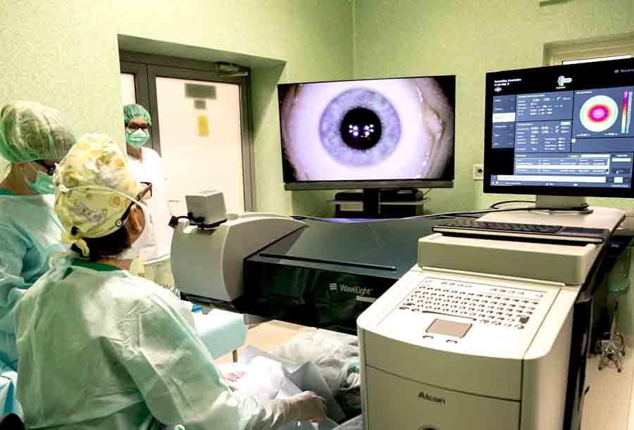 Оптогенетическая терапия возвращает зрение