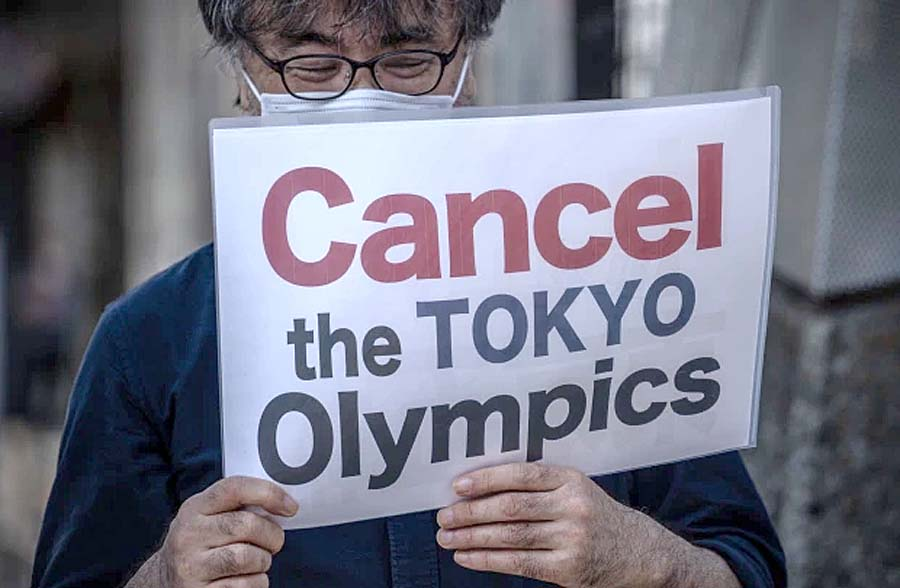 Японцы предлагают отменить Олимпиаду