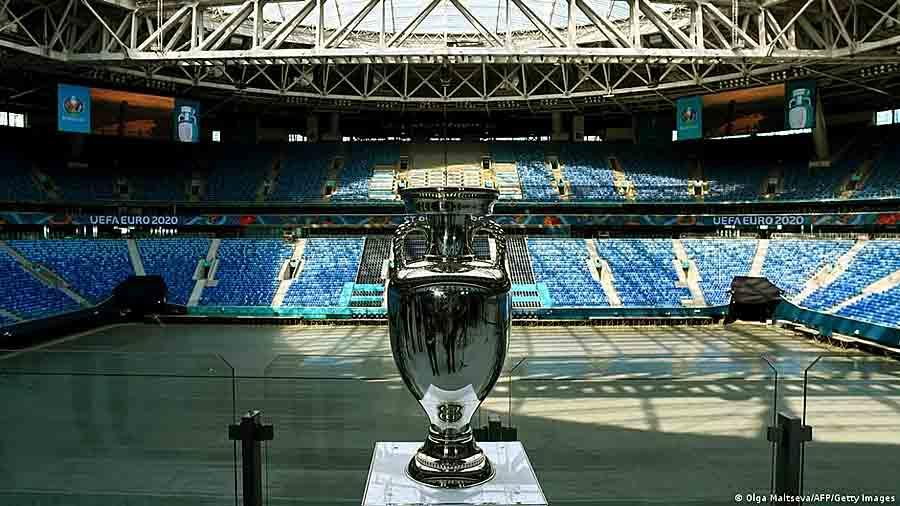 Сегодня стартует Чемпионат Европы по футболу Евро-2020
