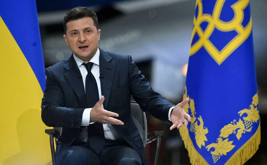 Зеленский призвал решить вопрос о вступлении в НАТО