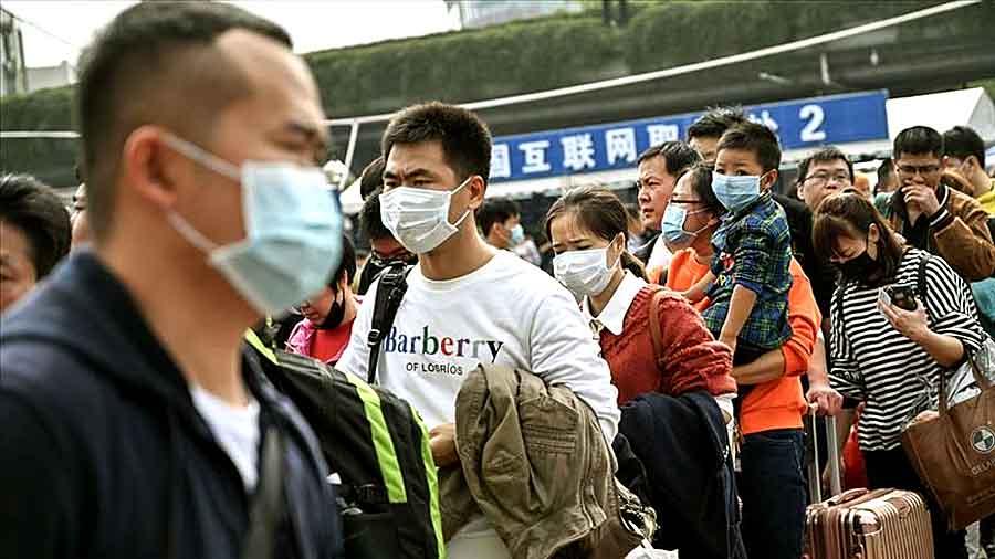 Китай заявил, что COVID-19 является вопросом науки
