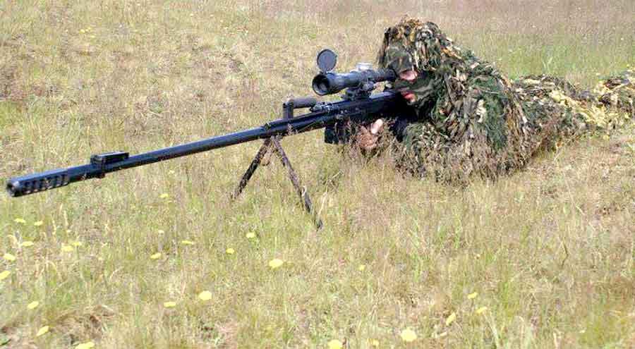 Проходят испытания нового стрелкового оружия: видео