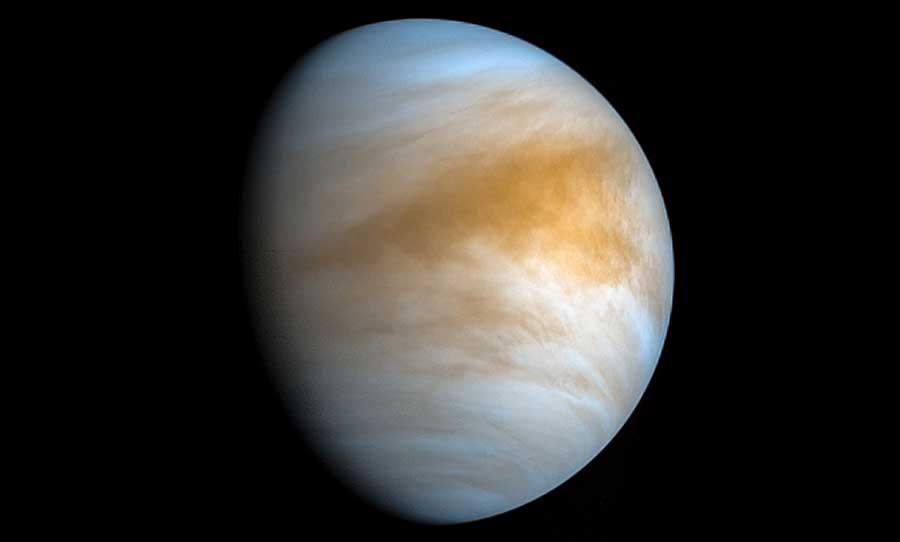Новая цель NASA — Венера