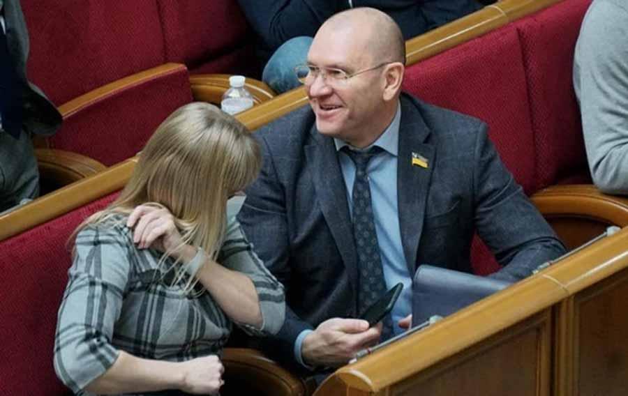 Шевченко больше не «Слуга народа»