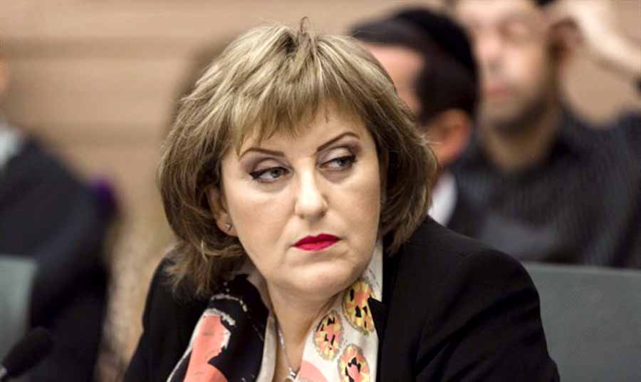Беспрецедентный приговор суда заммистру МВД Израиля