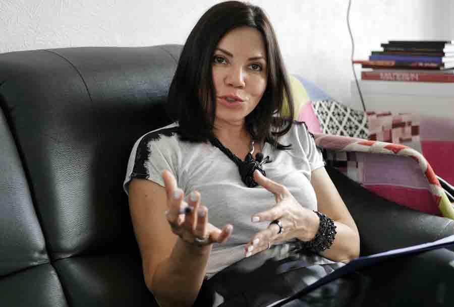 Виктория Сюмар: Это смета одного вечера в Парковом