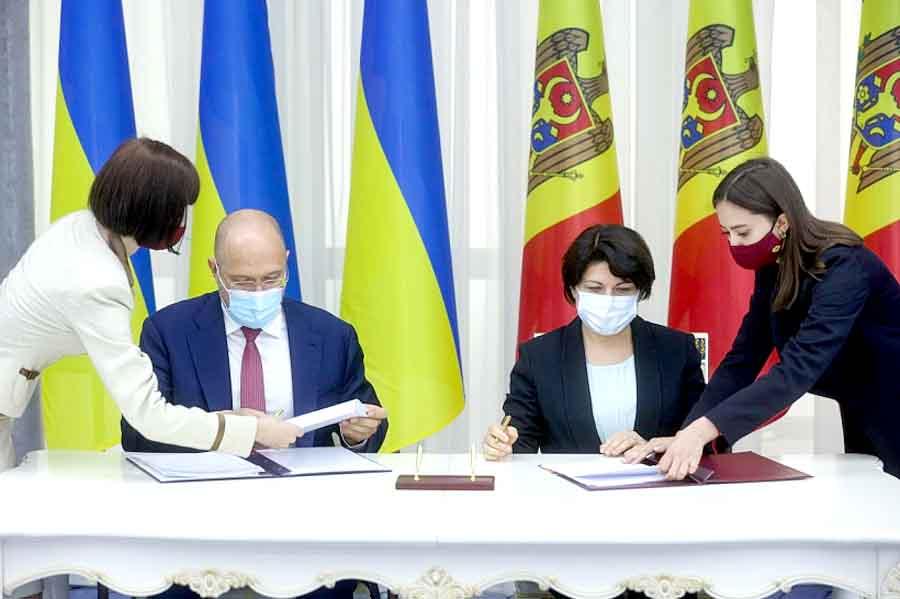 Украина и Молдова изменили правила торговли