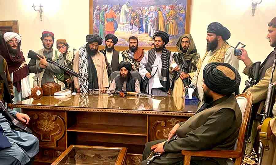 В Афганистане закончилась война: видео