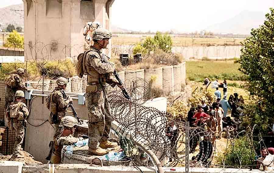 За взрывами в Кабуле стоит ИГИЛ
