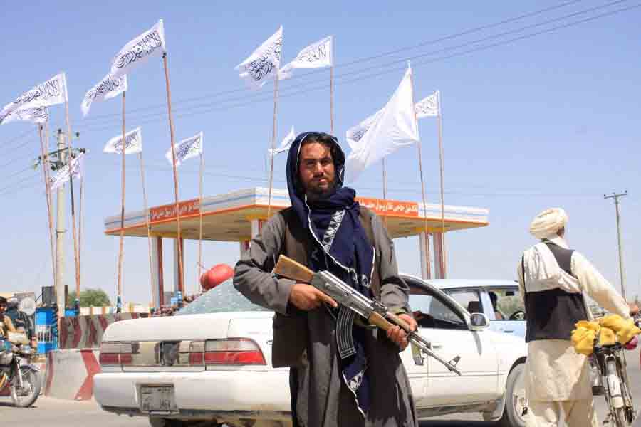 Афганистан станет Исламским Эмиратом