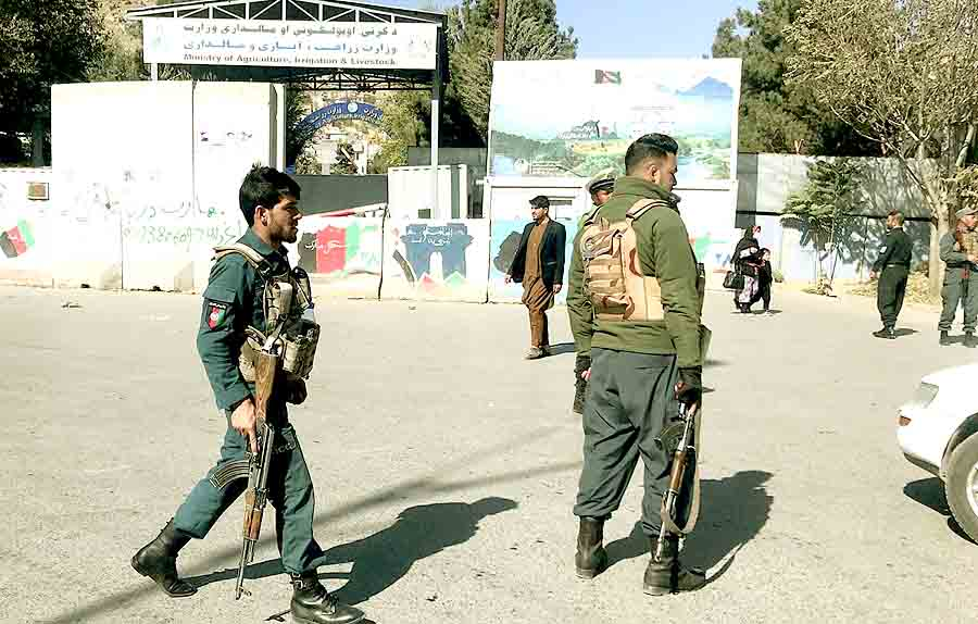 Талибы входят в Кабул