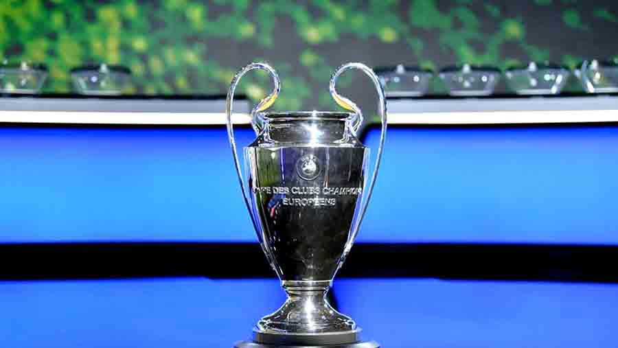 Футбольные клубы Украины узнали соперников в Лиге чемпионов