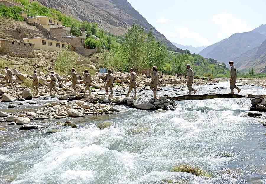 Талибан сообщил об осаде Панджшера
