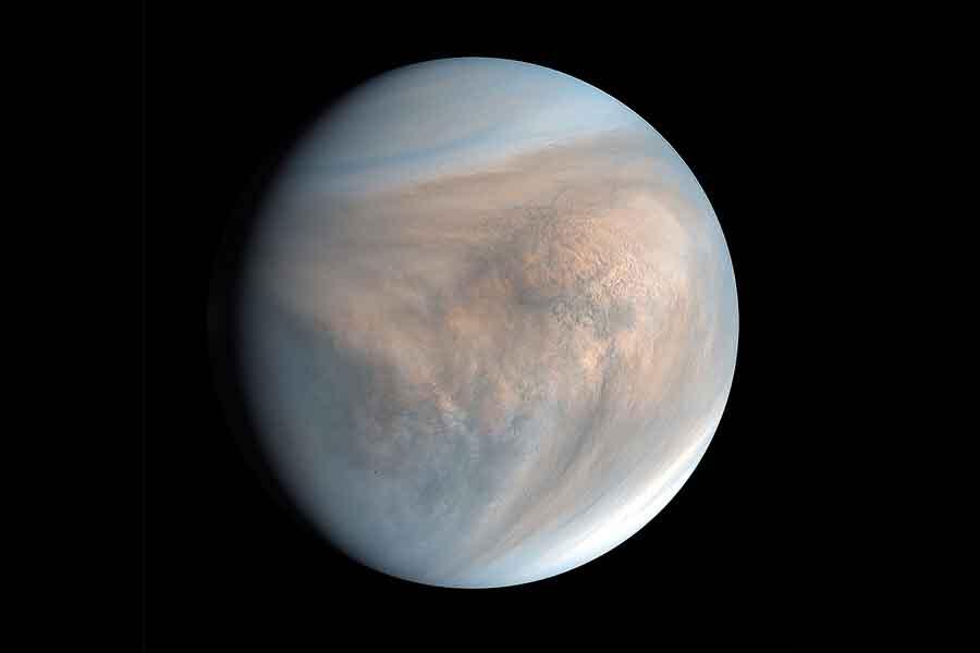 Предполагается «встреча» Венеры и кометы Леонард