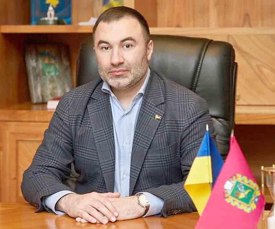 Глава Харьковского облсовета уходит с должности