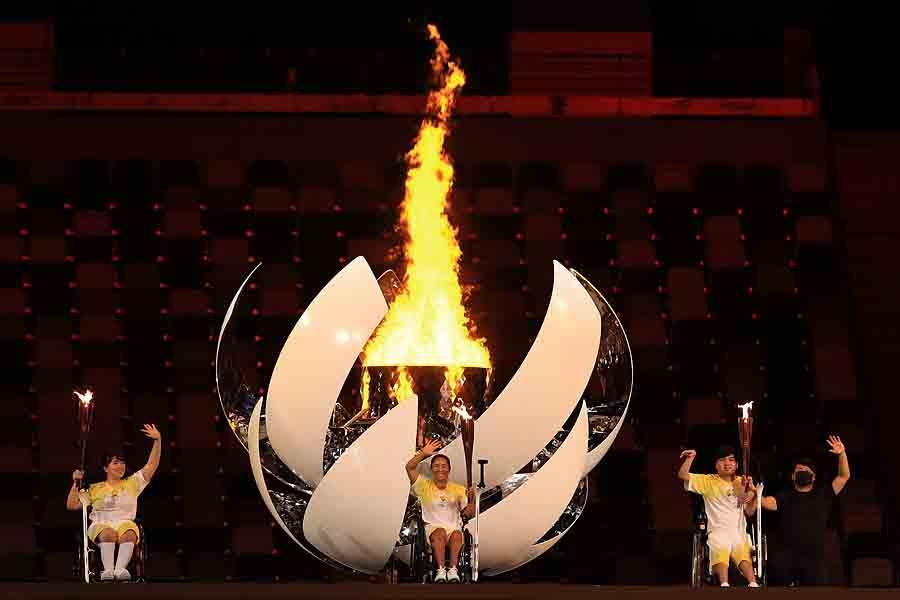 Стартовали XVI летние Паралимпийские игры