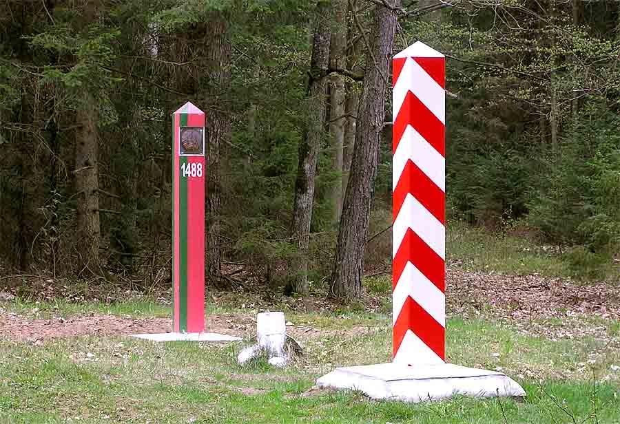 В Польше режим ЧП на границе с Беларусью