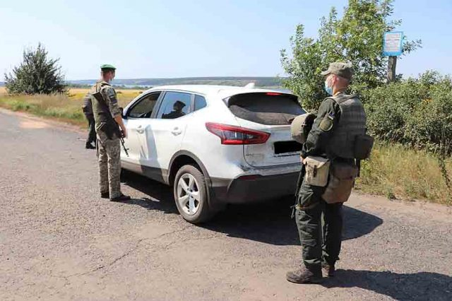 В Харьковской области — операция «Граница — 2021»