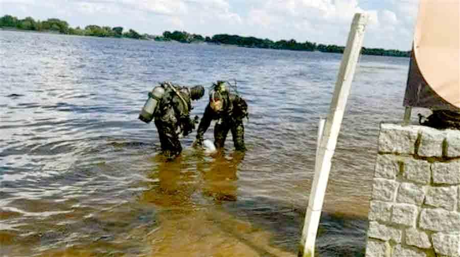 В Одесской области рыба утопила рыбака