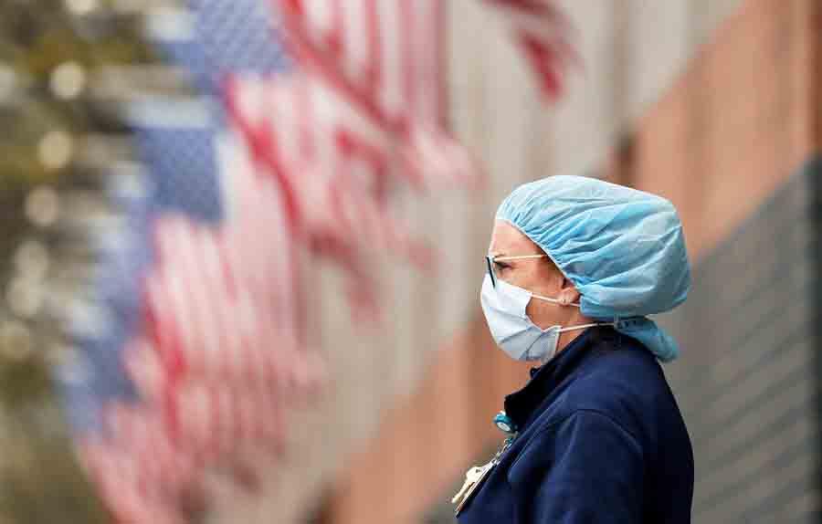 В США возник дефицит товаров из-за карантинных ограничений