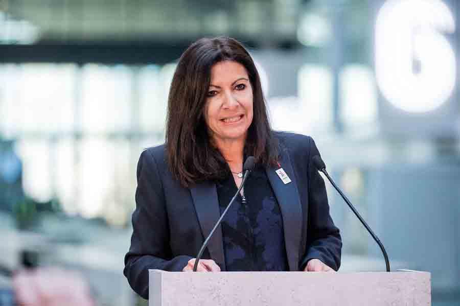 Мэр Парижа хочет стать президентом