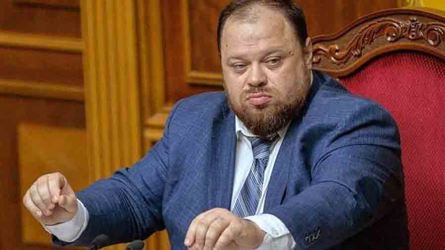 Верховную раду Украины возглавил Стефанцук