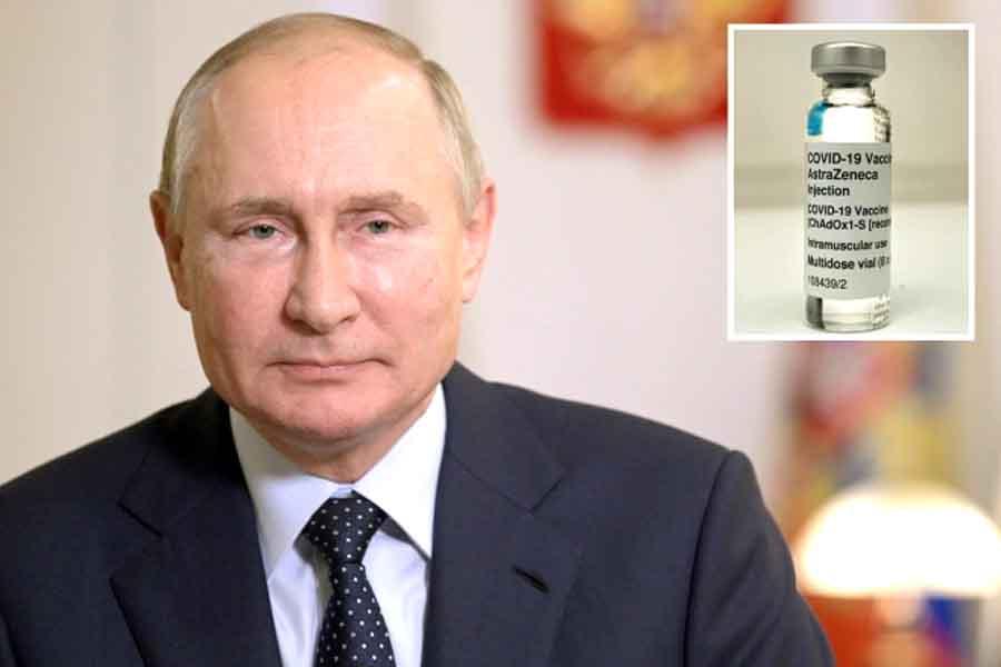 Россия украла формулу вакцины от коронавируса