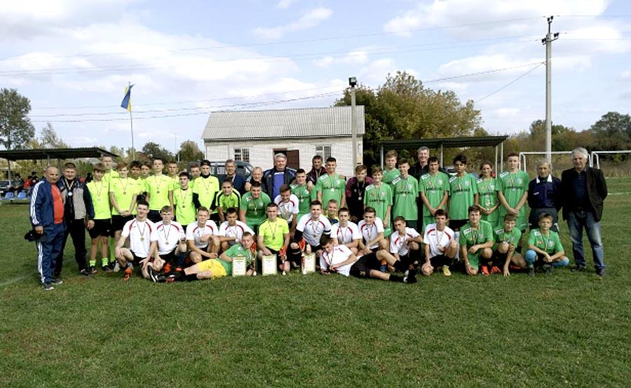 Юношеский футбольный турнир имени Тарасова